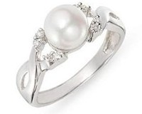 Pearl Rings For Sale Online - ZeeXchange.com