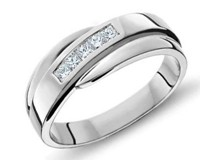 Men's Wedding Rings For Sale Online - ZeeXchange.com