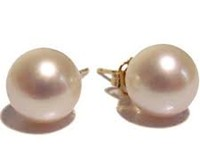 Pearl Earrings For Sale Online - ZeeXchange.com